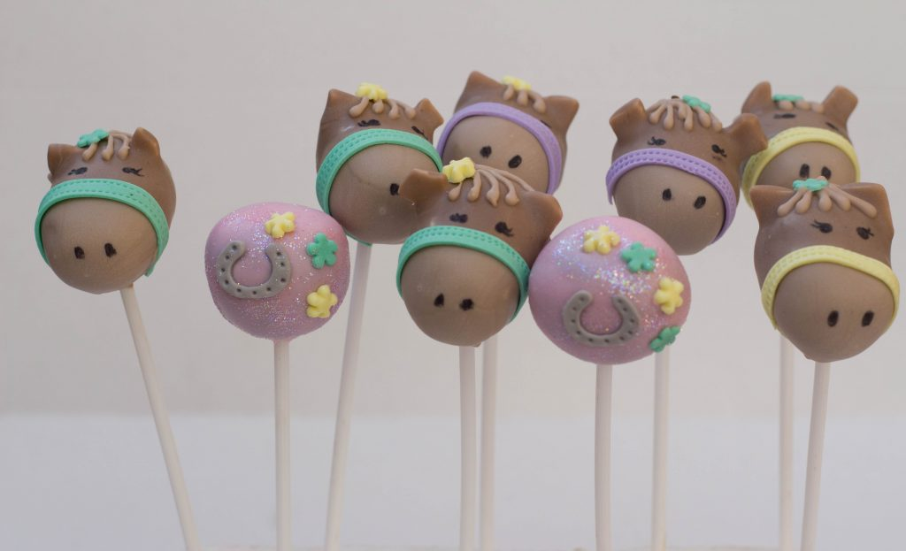 Horse Themed Cake Pops Cupcake Kitchen