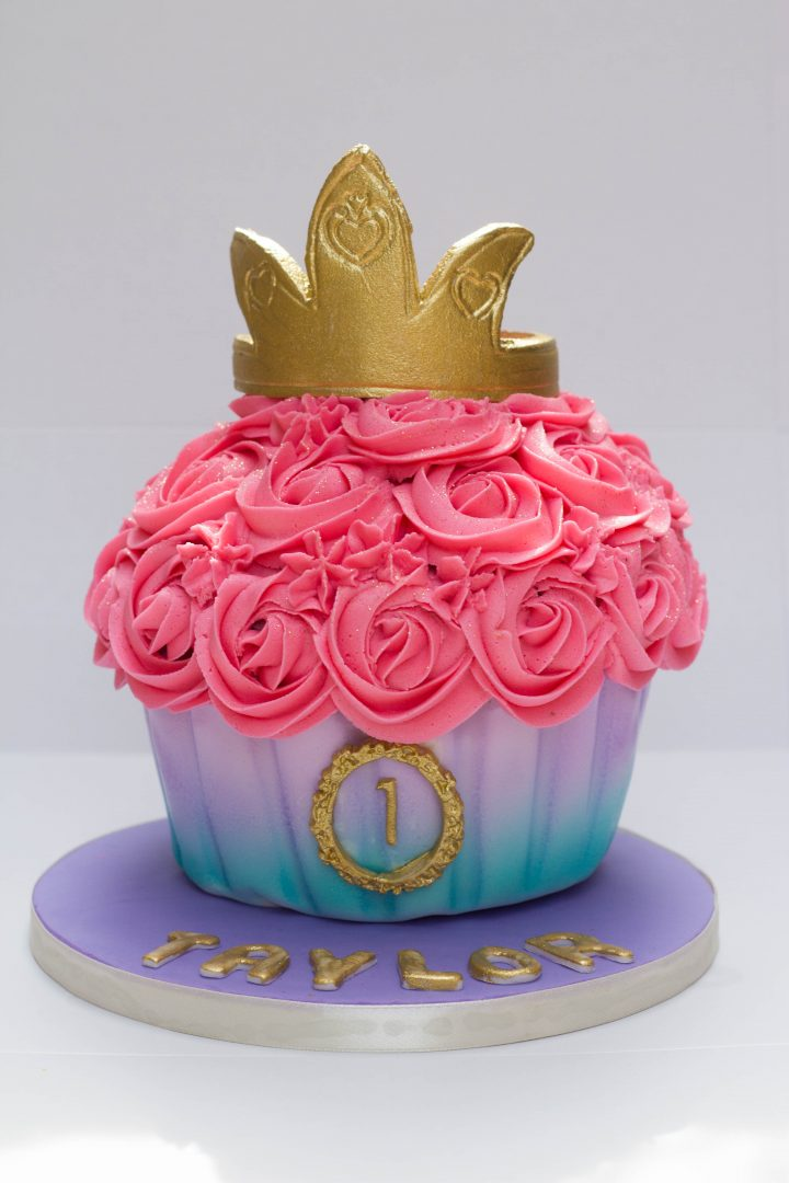 Shimmer And Shine Giant Cupcake Cupcake Kitchen