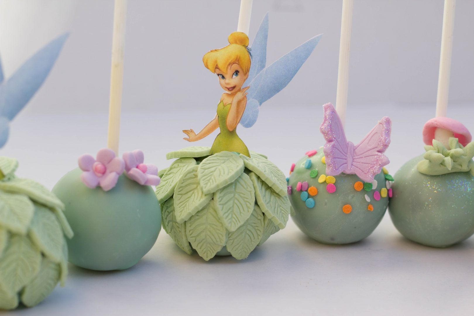 Fairy Themed Cake Pops Cupcake Kitchen