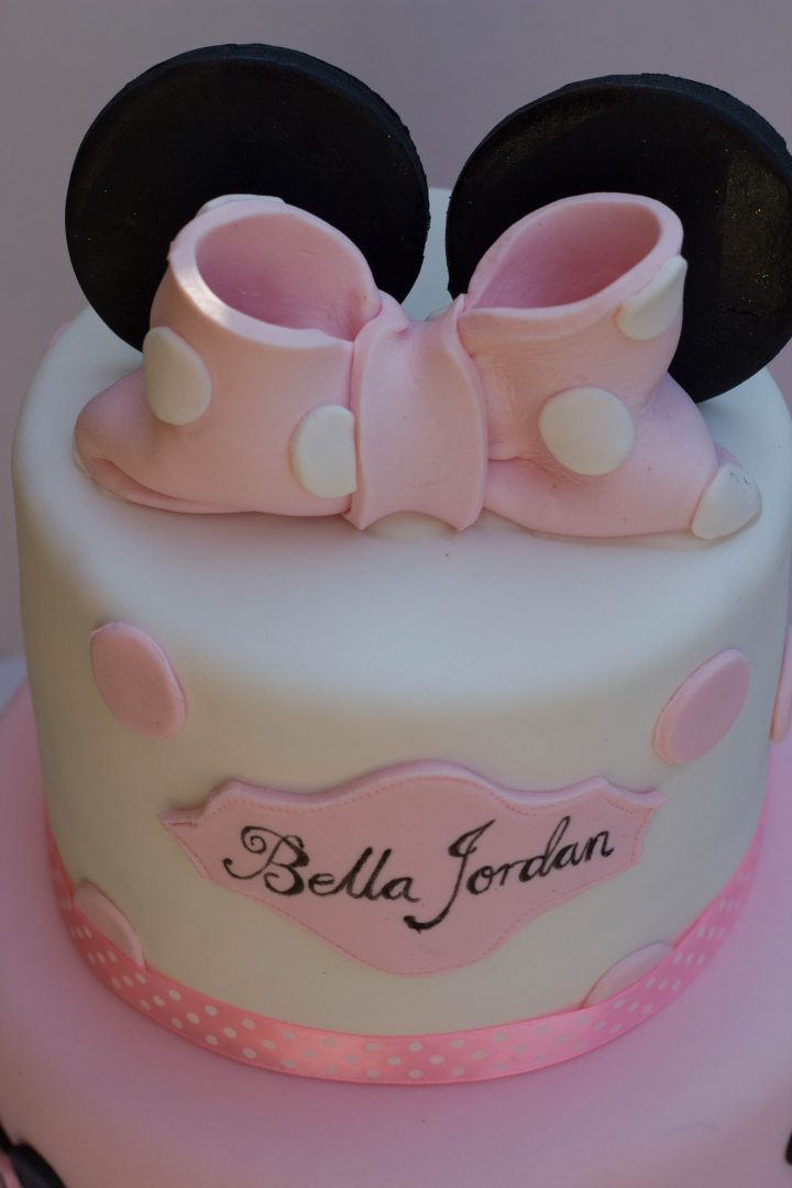Minnie-Mouse-cake 2