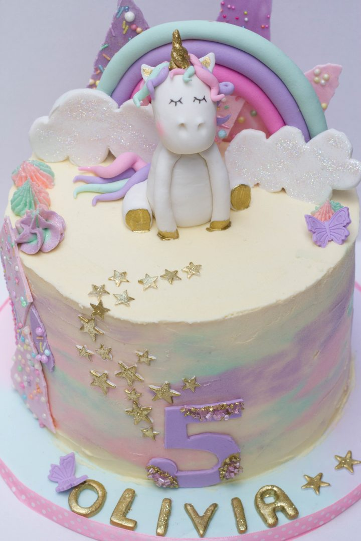 Buttercream Unicorn Cake Cupcake Kitchen